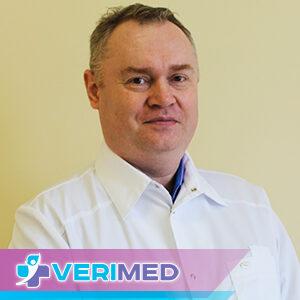 Булкин Алексей Владимирович – врач психиатр-нарколог - Веримед