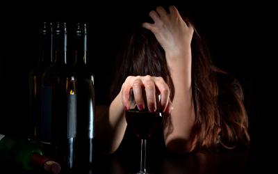 Деградация пьющих людей - Веримед