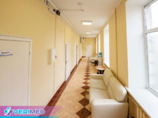 Фото интерьера клиники Веримед - фото 1