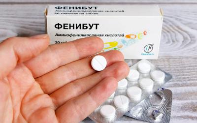 Лекарство Фенибут — наркотик? - Веримед