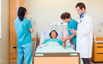 Мы настоятельно рекомендуем госпитализацию - Веримед