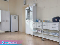 Фото процедурной палаты Веримед - фото 3