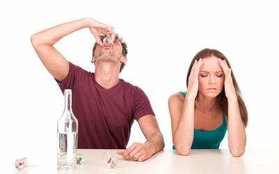 Психологические модели поведения в семье, где есть алкоголик - Веримед