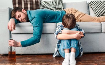 Влияние алкоголизма в семье на психику супругов - Веримед