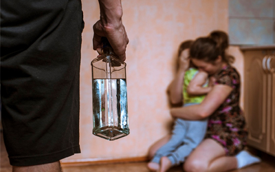 Влияние спиртного на психику супругов - Веримед