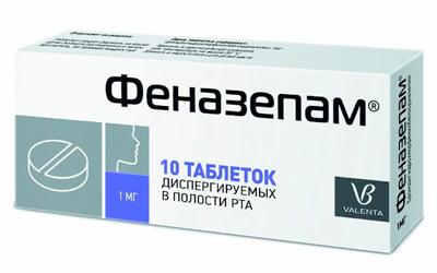 Последствия передозировки феназепамом - Веримед