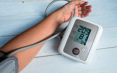 Повышенное артериальное давление - Веримед