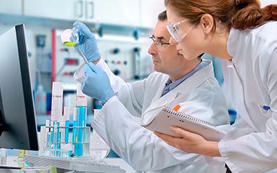 Исследование проводится в лабораториях – Веримед