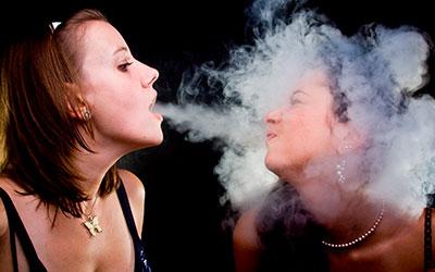 Пассивное курение - Веримед