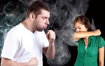 При передозировке никотином - Веримед