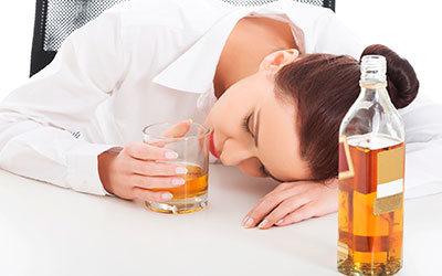 Рак молочной железы из-за пьянок - Веримед