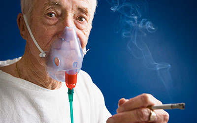 Влияние никотина на кровеносные сосуды - Веримед