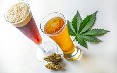 Алкоголь и каннабис - Веримед