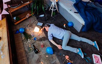 Острая алкогольная интоксикация - Веримед