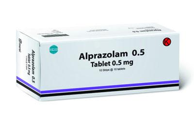 Алпразолам и его действие - Веримед