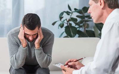 Огромную роль играет психотерапия - Веримед
