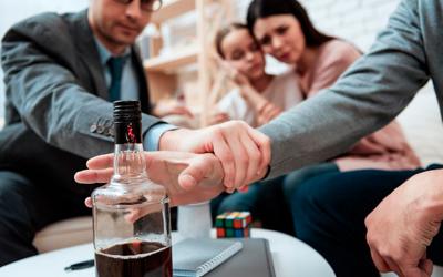 Побочный эффект после кодировки от алкоголизма - Веримед