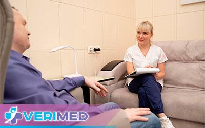 Психотерапия при алкоголизме - клиника Веримед