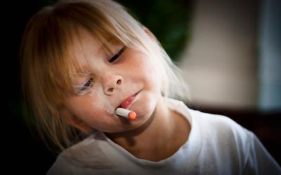 Склонность к никотиновой зависимости у детей - Веримед