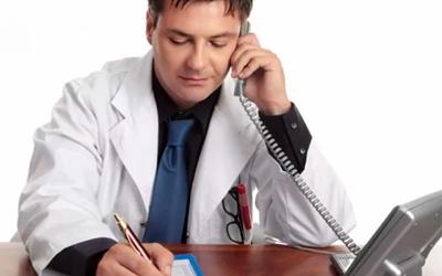 Специалисты клиники работают круглосуточно - Веримед