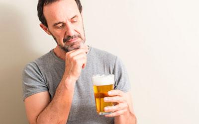 Сухой алкоголизм: основные симптомы - Веримед