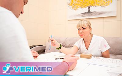 Виды лечебных направлений - Веримед