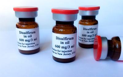 Дисульфирам - Веримед