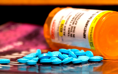 Комбинация амфетамин и антидепрессанты - Веримед