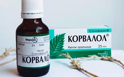 Можно ли пить корвалол после приема наркотиков - Веримед