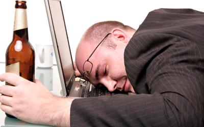 Пьянство на работе - Веримед