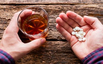 Совместимость с алкоголем - Веримед