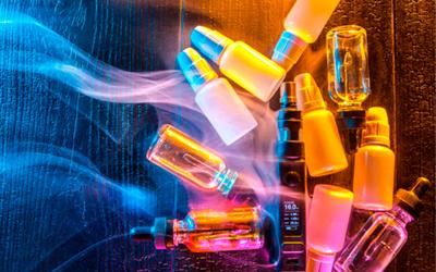 Виды никотинсодержащих жидкостей для вейпинга - Веримед