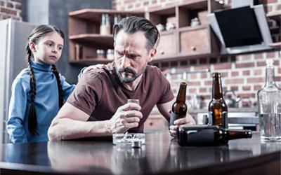 Что делать если твой отец алкоголик? - Веримед