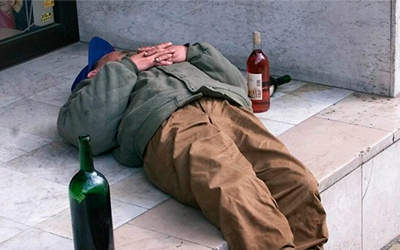 Отравление алкоголем - Веримед