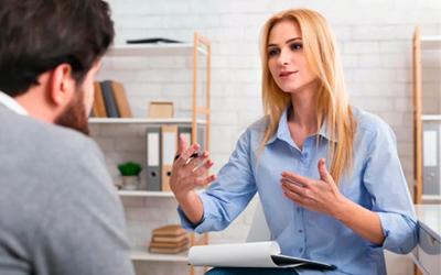 Работа с квалифицированным психологом - Веримед
