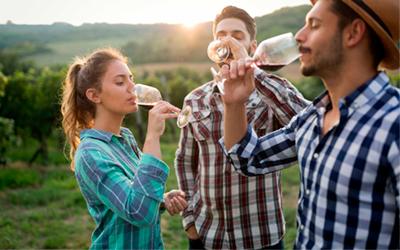 Винный алкоголизм у женщин и мужчин - Веримед