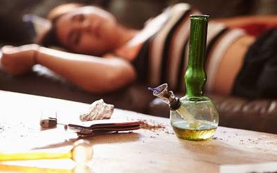 Алкоголь и спайс с целью маскировки - Веримед