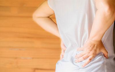 Дискомфорт в области мышц спины - Веримед