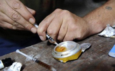 Опиумные наркоманы - Веримед