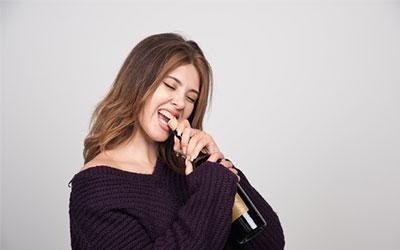 Почему женский алкоголизм неизлечим - Веремед