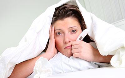 Повышение температуры тела - Веримед