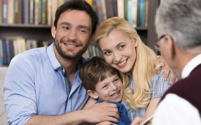 Работа с родителями - Веримед
