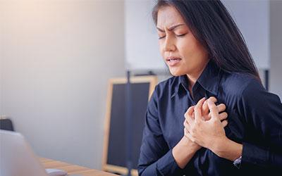 Риск возникновения инфаркта - Веримед