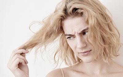 Тусклые и ломкие волосы - Веримед