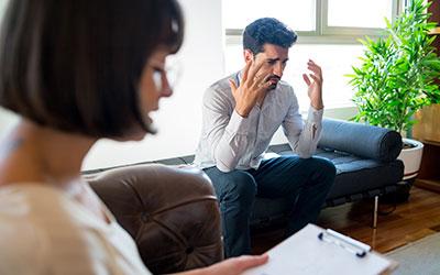Беседа с психотерапевтом - Веримед
