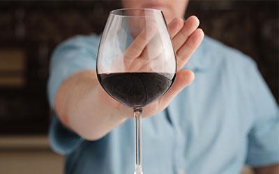 Отказ от спиртных напитков - Веримед