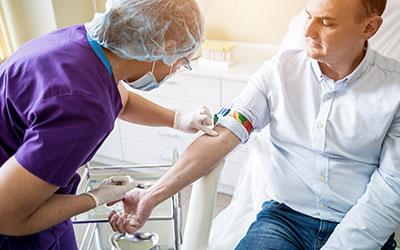 Проверка крови на содержание наркотика - Веримед