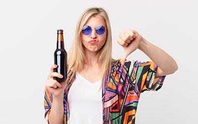 Запрет продажи и употребления алкоголя несовершеннолетними - Веримед