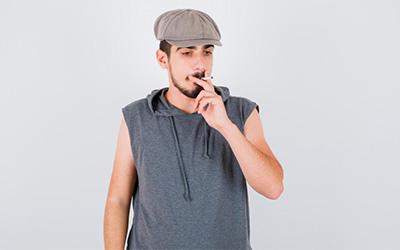 Некоторые люди намеренно переходят от сигарет к снюсу - Веримед