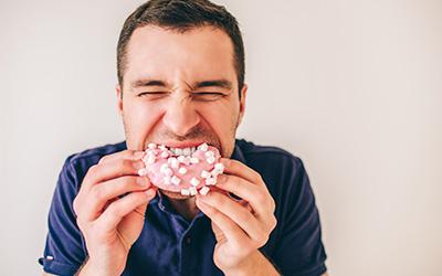 Несложный тест на пищевую зависимость - Веримед